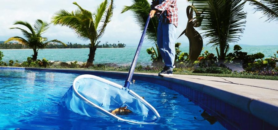 How to Keep Up With Maintaining your Pool Decking? 1