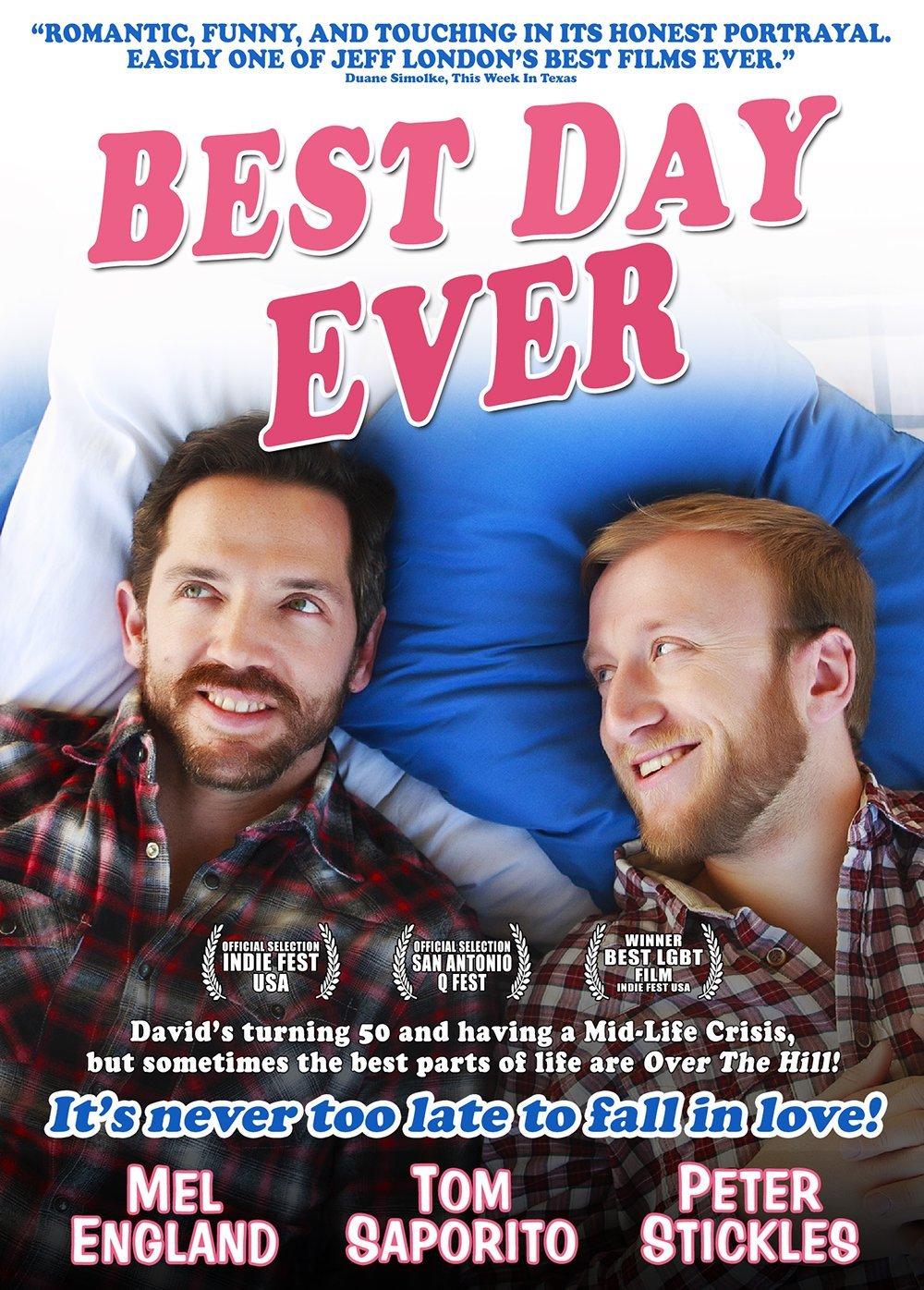 Best Day Ever Boek omslag