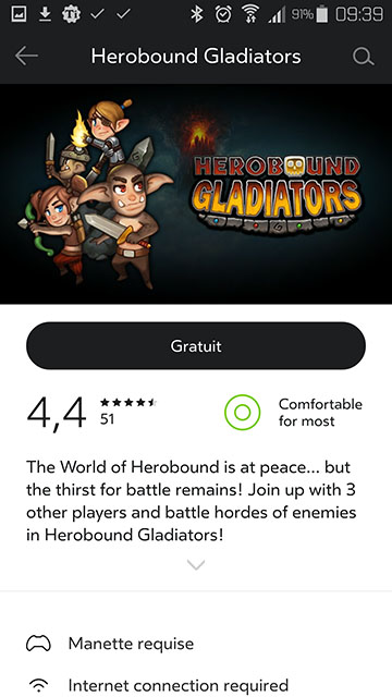 Herobound