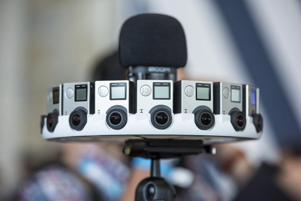 GoPro Jump VR