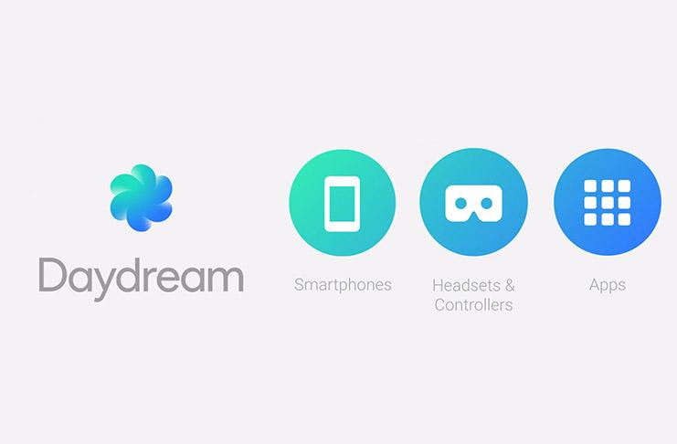 Daydream smartphone