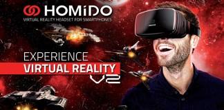 VRStream Homido