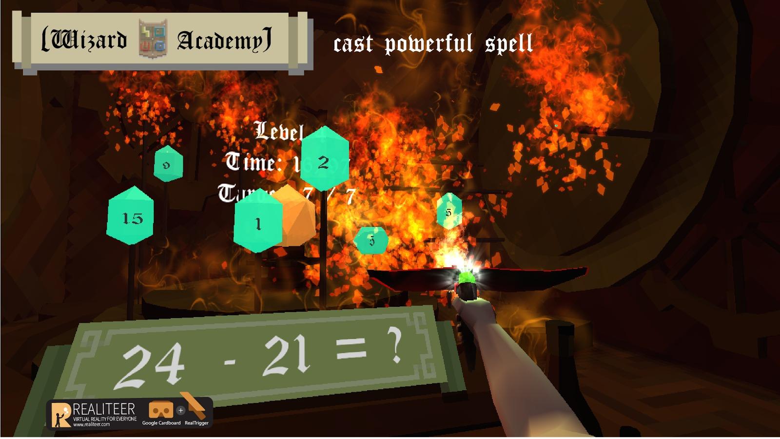 Wizard Academy Pulse edition