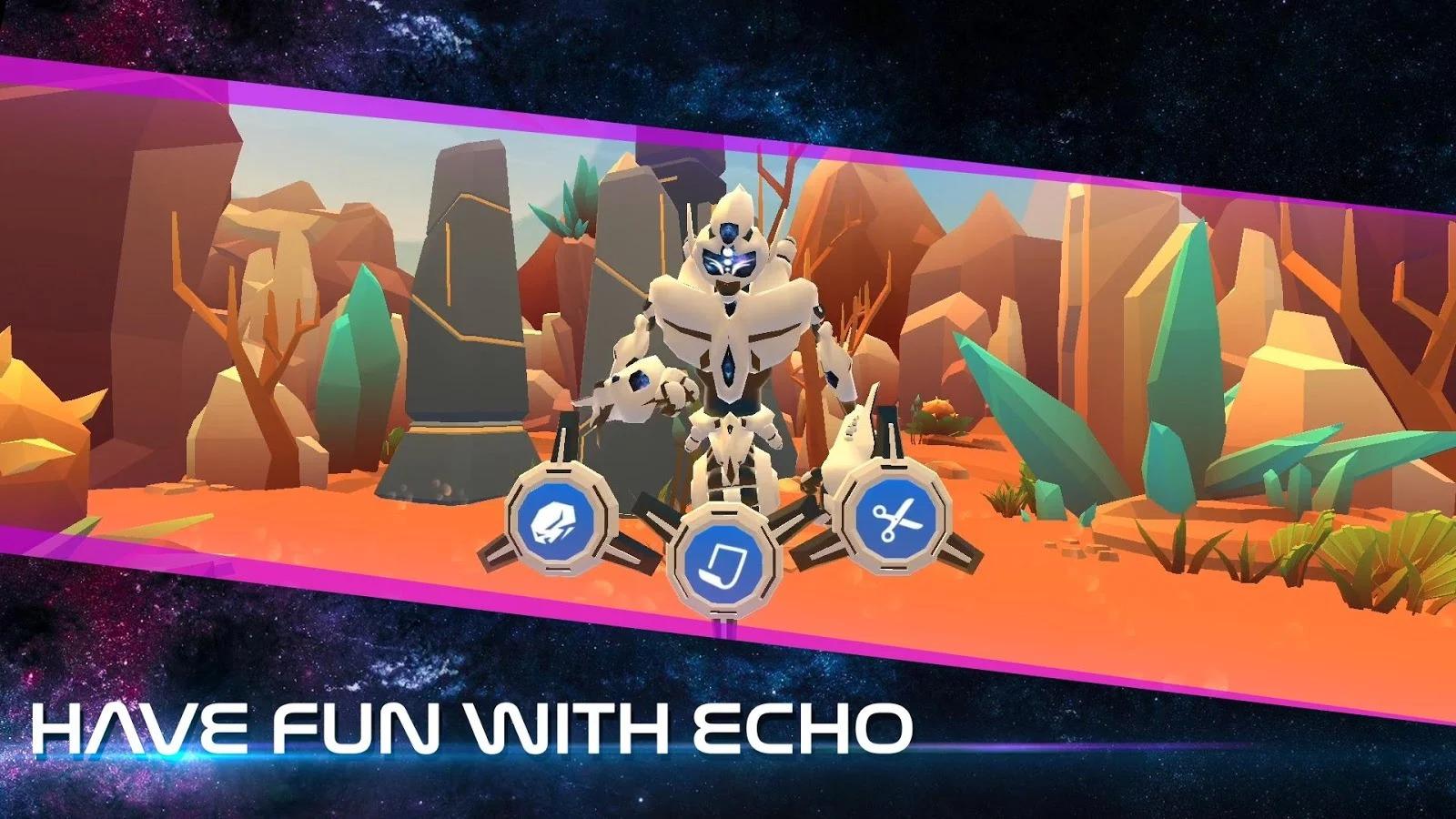 ECHO Homido Flip edition