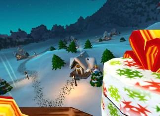 VR Santa