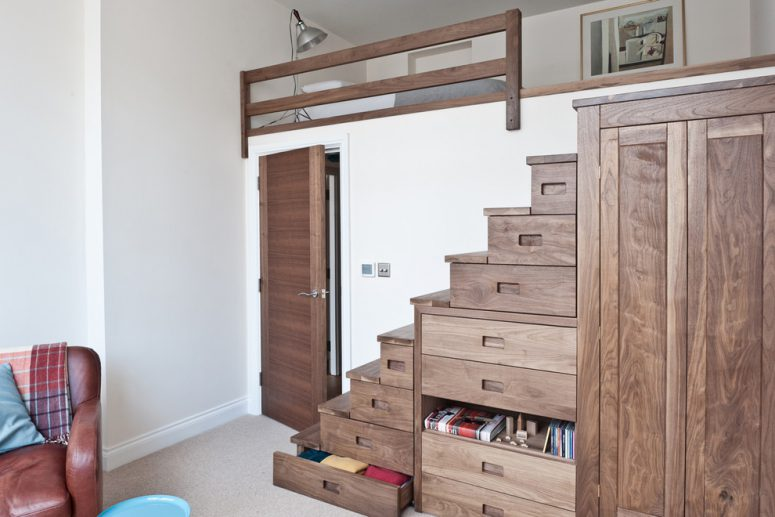 Storage Ideas For Small Bedrooms Homifind