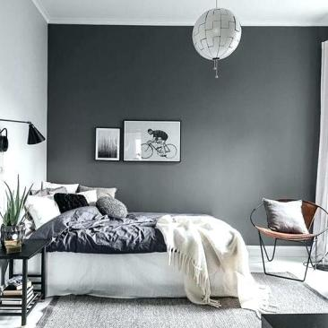 grey themed bedroom ideas