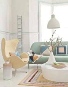 Afordable Livingroom Summer Decoration 03