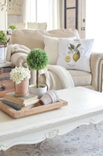 Afordable Livingroom Summer Decoration 12