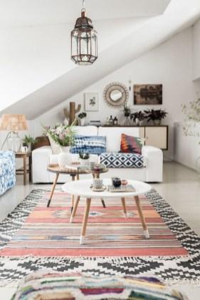 Afordable Livingroom Summer Decoration 36