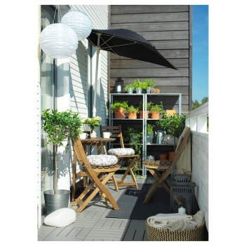 Afordable Summer Balcony Decoration 10