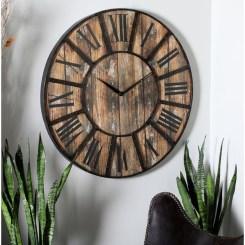 Amazing Ancient Clock At Llivingroom 33