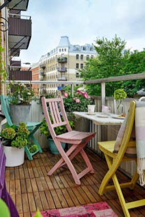 Amazing Gardening Balcony Low Budget 17