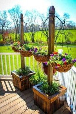 Amazing Gardening Balcony Low Budget 24