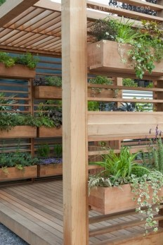 Amazing Gardening Balcony Low Budget 28