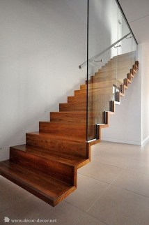 Amazing Wooden Stairs For Your Home 13