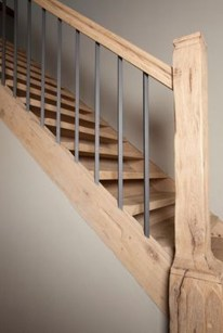 Amazing Wooden Stairs For Your Home 31
