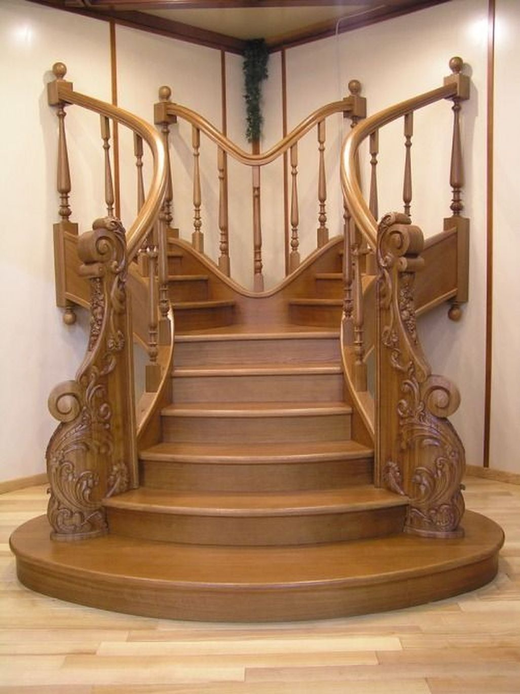 Amazing Wooden Stairs For Your Home 33