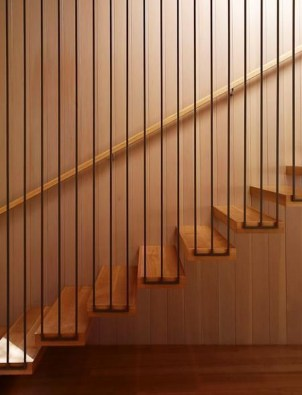 Amazing Wooden Stairs For Your Home 34