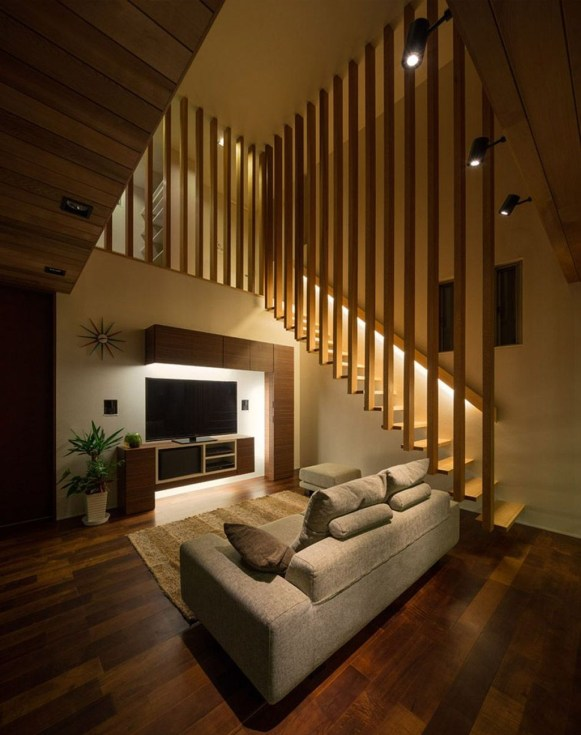 Amazing Wooden Stairs For Your Home 39