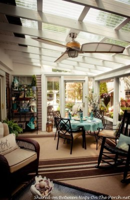 Amazing And Cozy Porch You Can Copy 18