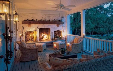 Amazing And Cozy Porch You Can Copy 22