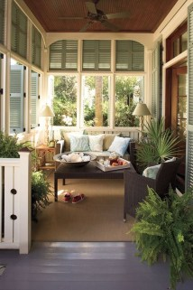 Amazing And Cozy Porch You Can Copy 32