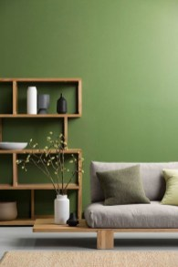 Cozy Green Livingroom Ideas 03
