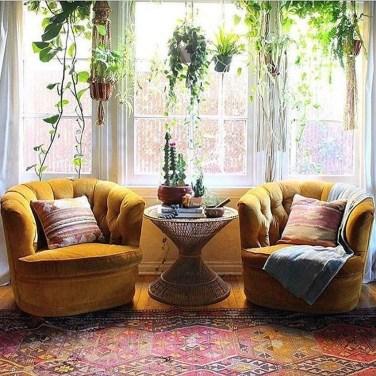 Cozy Green Livingroom Ideas 25