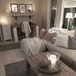 Cozy Livingroom For Your Family 11