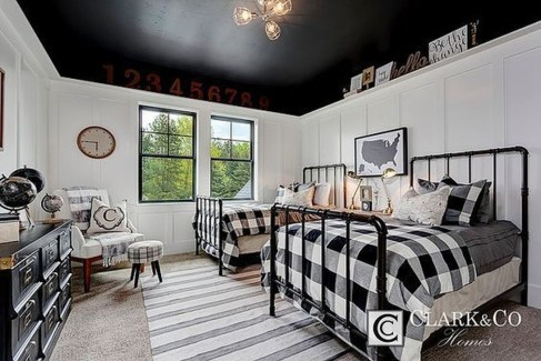 Lovely Bedroom Boy Design 39