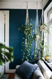 Lovely Blue Livigroom Ideas 22