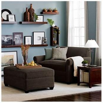 Lovely Blue Livigroom Ideas 25