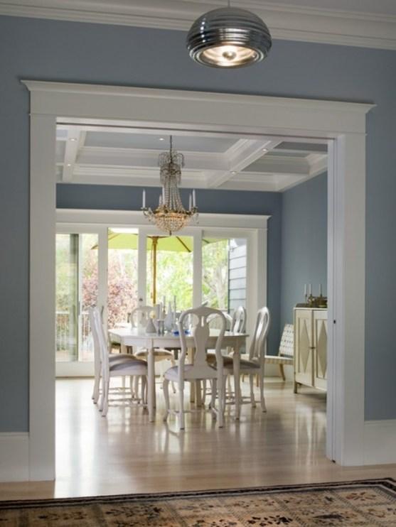 Lovely Blue Livigroom Ideas 32
