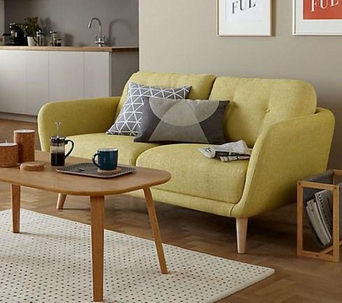 Lovely Colourful Sofa Ideas 11