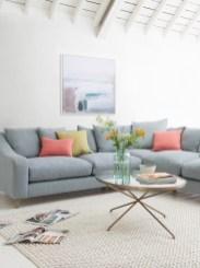 Lovely Colourful Sofa Ideas 37
