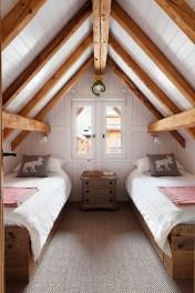 Unique Wooden Attic Ideas 12