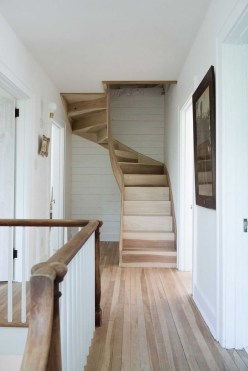 Unique Wooden Attic Ideas 19