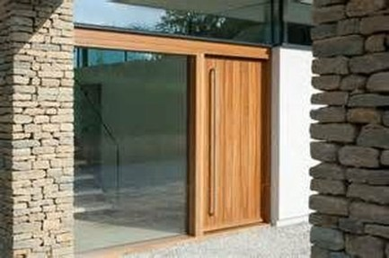 Amazing Contemporary Urban Front Doors Inspiration 35