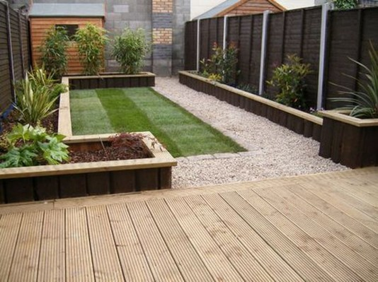 Amazing Low Maintenance Garden Landscaping Ideas 42