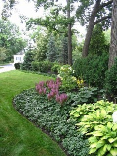 Amazing Low Maintenance Garden Landscaping Ideas 43