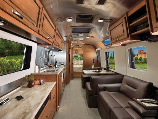 Amazing Luxury Travel Trailers Interior Design Ideas 33