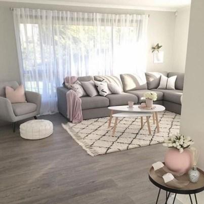 Amazing Modern Apartment Living Room Design Ideas 10