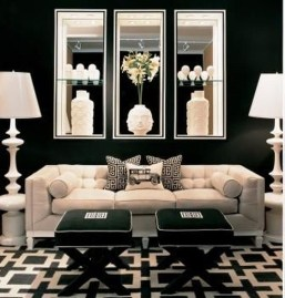 Amazing Modern Apartment Living Room Design Ideas 28