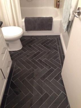 Amazing Modern Small Bathroom Design Ideas 16