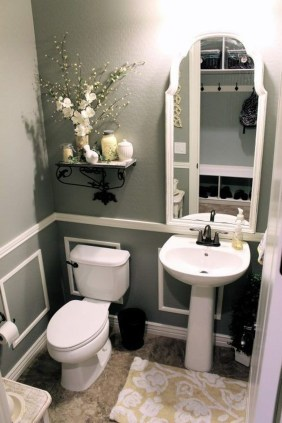 Amazing Modern Small Bathroom Design Ideas 25
