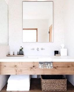 Amazing Modern Small Bathroom Design Ideas 32