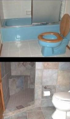 Amazing Modern Small Bathroom Design Ideas 37