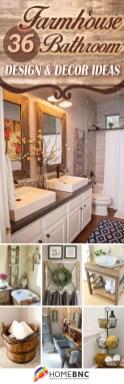 Amazing Modern Small Bathroom Design Ideas 38