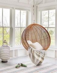 Amazing Relaxable Indoor Swing Chair Design Ideas 11
